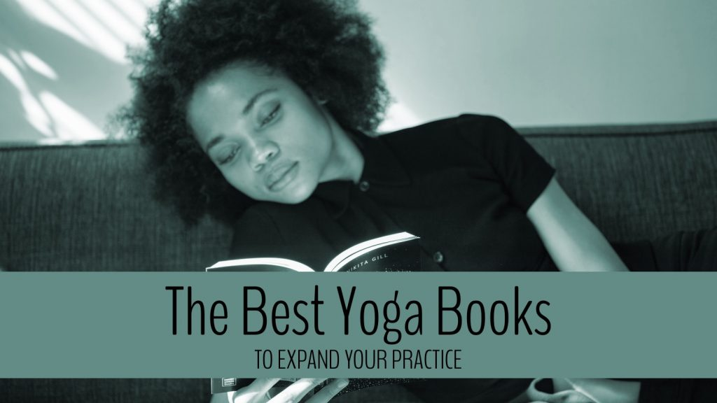 main blog image for best yoga books