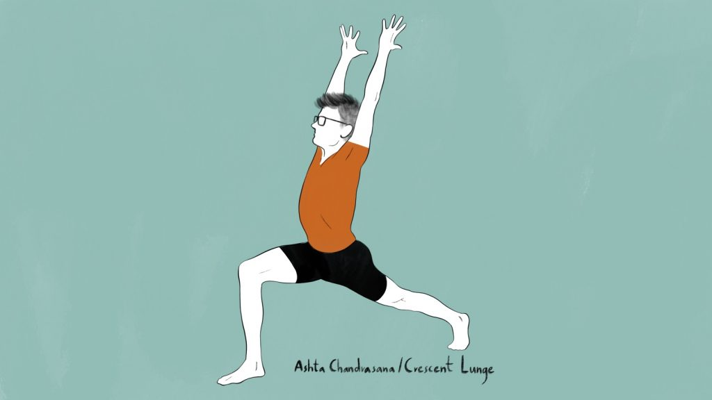 the benefits of crescent lunge main blog image